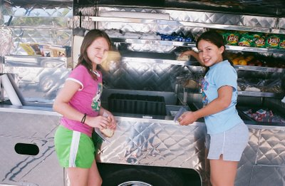 tracker university truck