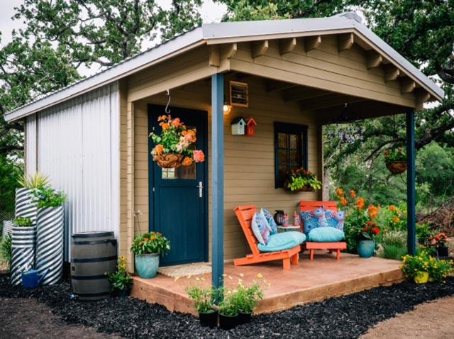 Homes for the Homeless Austin